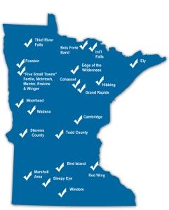 Blandin Get Broadband Communities