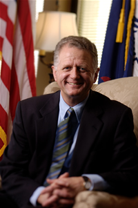 Mayor Graham Richard
