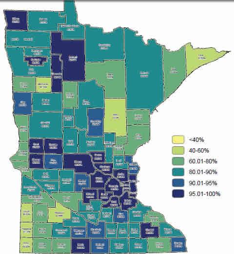 Connect Minnesota maps tell a story | Blandin on Broadband