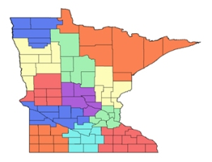 "Minnesota libraries are connected "" but at very different rates! - Blandin on Broadband"