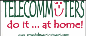 telecommuter image